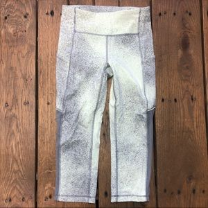 Lululemon Sz 2 Crop Leggings
